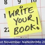 NaNoWriMo: 50,000 words in 30 days